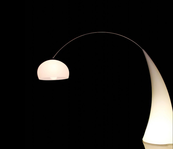 Floor Lamps by Viso 3 Floor Lamps by Viso are Bold and Beautiful