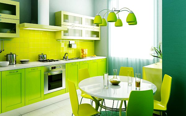 Kitchen Color Schemes: 14 Amazing Kitchen Design Ideas