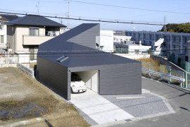 House O Sports a Contemporary Japanese Design