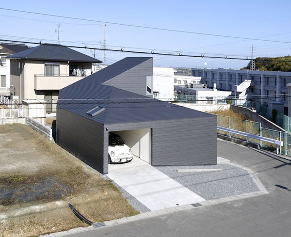 House O 1 House O Sports a Contemporary Japanese Design