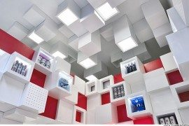 Illy Temporary Shop in Milan by Caterina Tiazzoldi