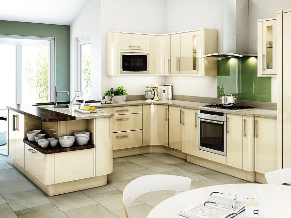 Kitchen color schemes 14 amazing kitchen design ideas for Home decorating ideas kitchen designs paint colors
