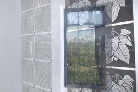 MePas Ornamental Screens are Made of Steel