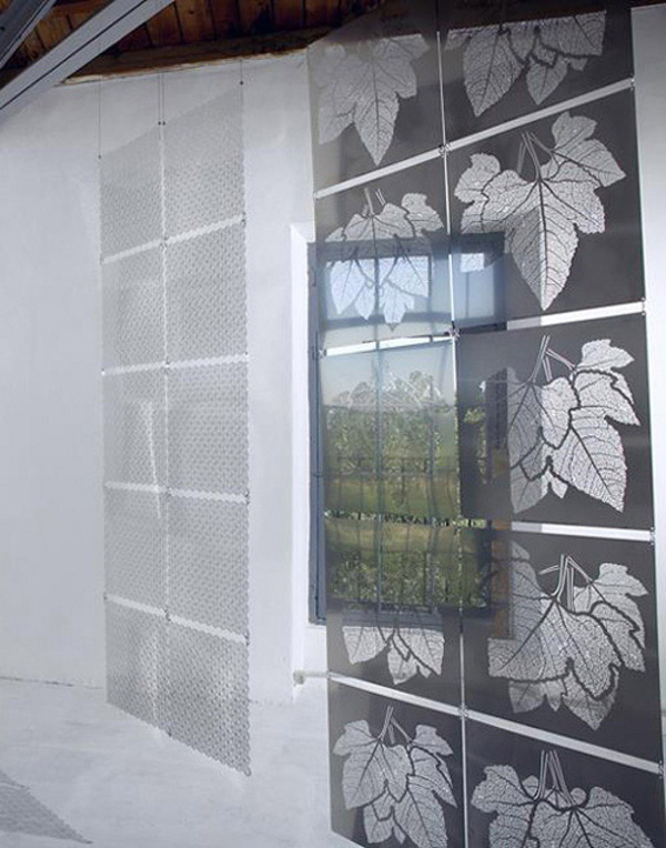 MePas 3 MePas Ornamental Screens are Made of Steel