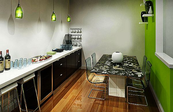 Create A Kitchen That S Cool Calm And Functional: Kitchen Color Schemes: 14 Amazing Kitchen Design Ideas