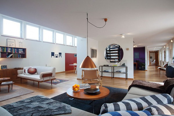 exquisite open plan apartment in the middle of ostermalm