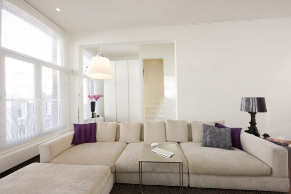 PC Hooftstraat Apartment 1 PC Hooftstraat Apartment in Amsterdam Exudes Grace and Elegance