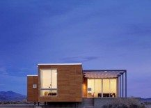 Vacation retreat in the middle of the desert: Rondolino Residence