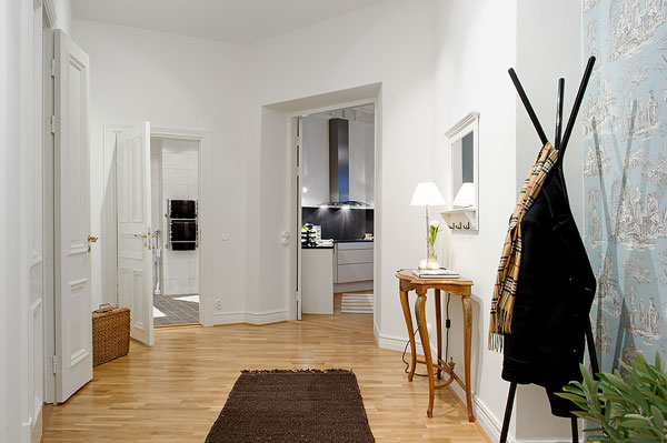 Scandinavian Apartment 15