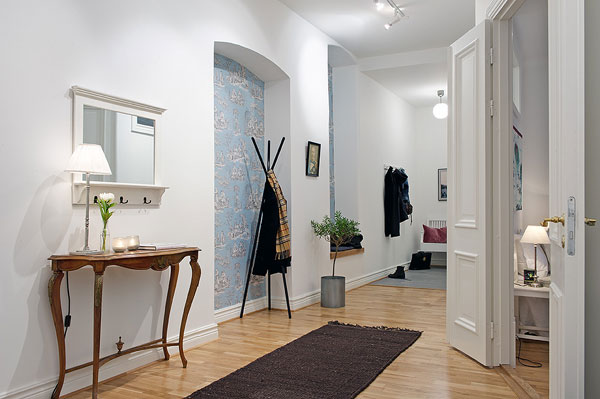Scandinavian Apartment 16