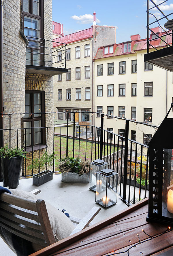 Scandinavian Apartment 24