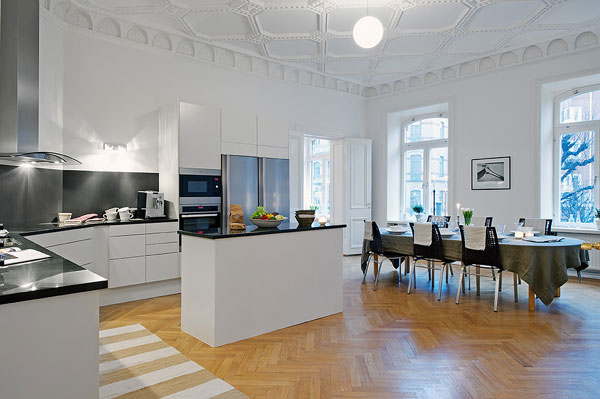 Scandinavian Apartment 7