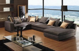 Sectional Modern Sofa Bed