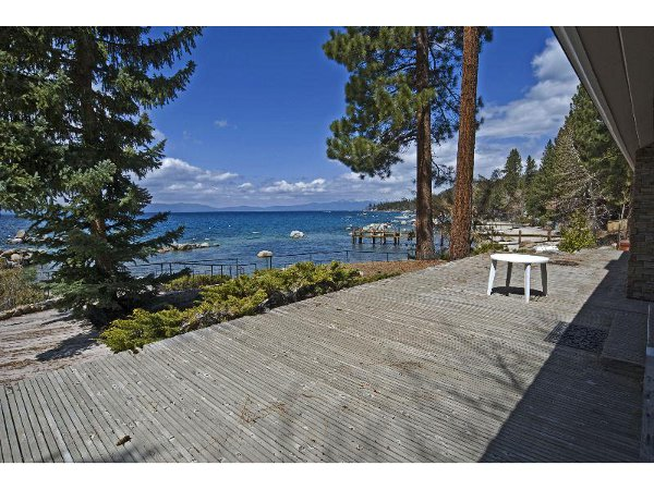 Skyland Lakefront Home Rental 1