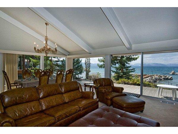 Skyland Lakefront Home Rental 6