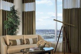 Sleek Window Treatments