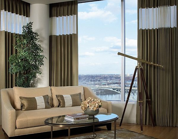 Sleek Window Treatments Ways to Personalize Window Treatments