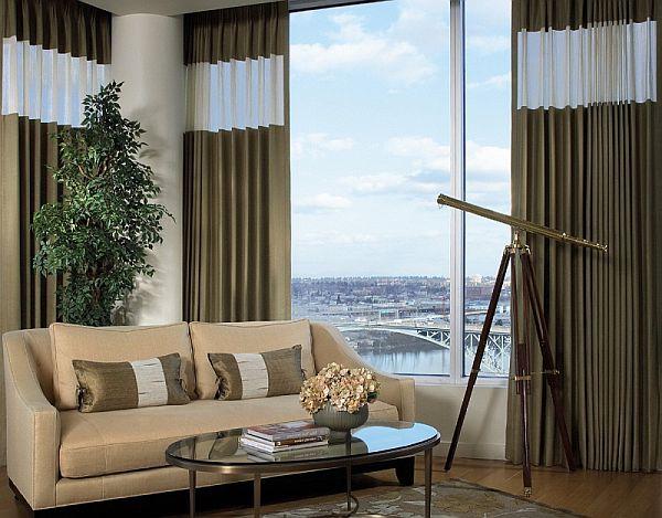 Sleek Window Treatments
