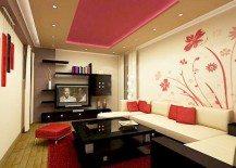 4 Tricks for a More Spacious Living Room