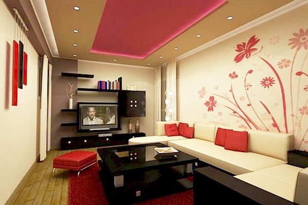 View In Gallery Small Living Room 1 4 Tricks For A More Spacious Living Room