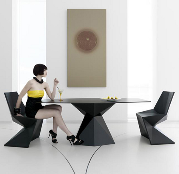 Vertex Collection 1 Modern Artistic Furniture You Would Want to Own