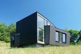 Weekend House in Rensselaer County by David Jay Weiner