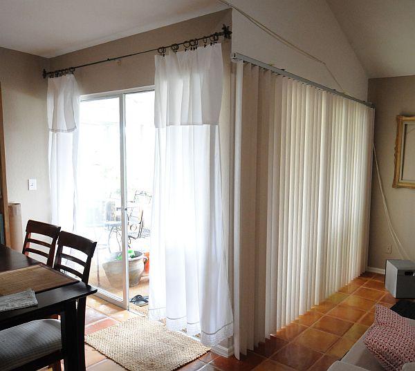 White Window Treatments