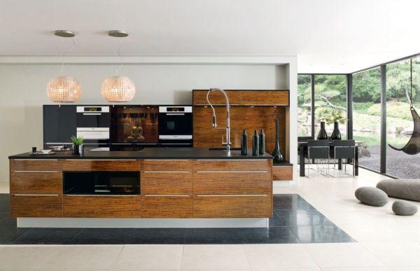 clutter-free kitchen decor
