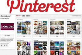 Follow Decoist Now on Pinterest