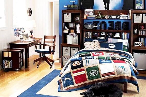 personality bedroom