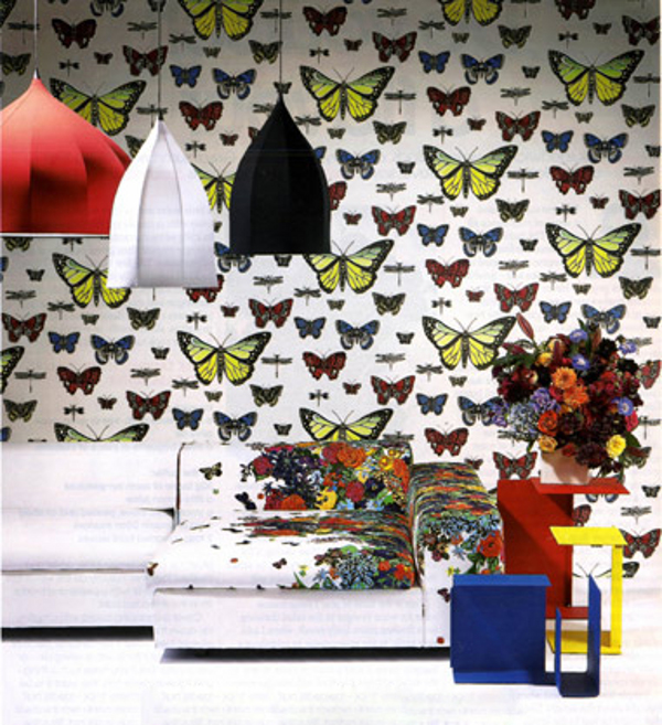 urban wallpaper cole and son 8 Pep Up Your Walls with Fornasetti Wallpapers