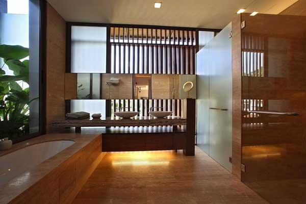 Resort Villa Inside The Entrance, Trendy Residence Inside The Once ...