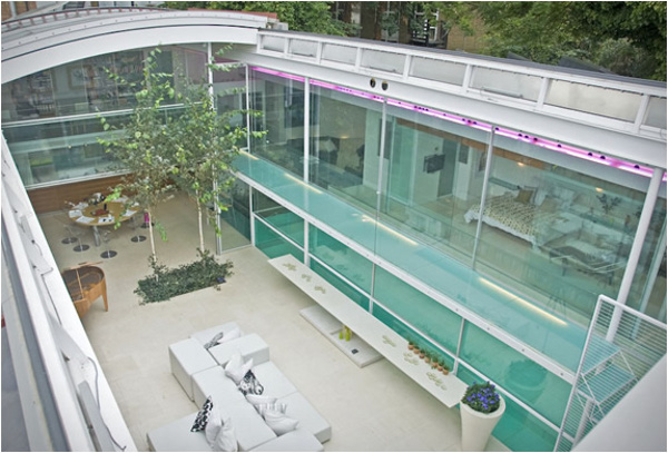 AMAZING CONTEMPORARY HOUSE FOR SALE 3 Incredible Contemporary House in the Heart of Hampstead Village