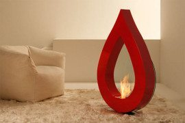 Extraordinary Fireplace Designs that Charm