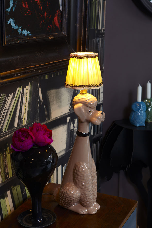 Animal Lamps by Atelier Abigail Ahern 2