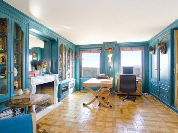 Art Deco Interior Design: Art Deco Penthouse In San Francisco