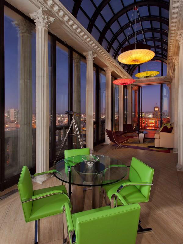 Art deco penthouse in san francisco Deco san francisco