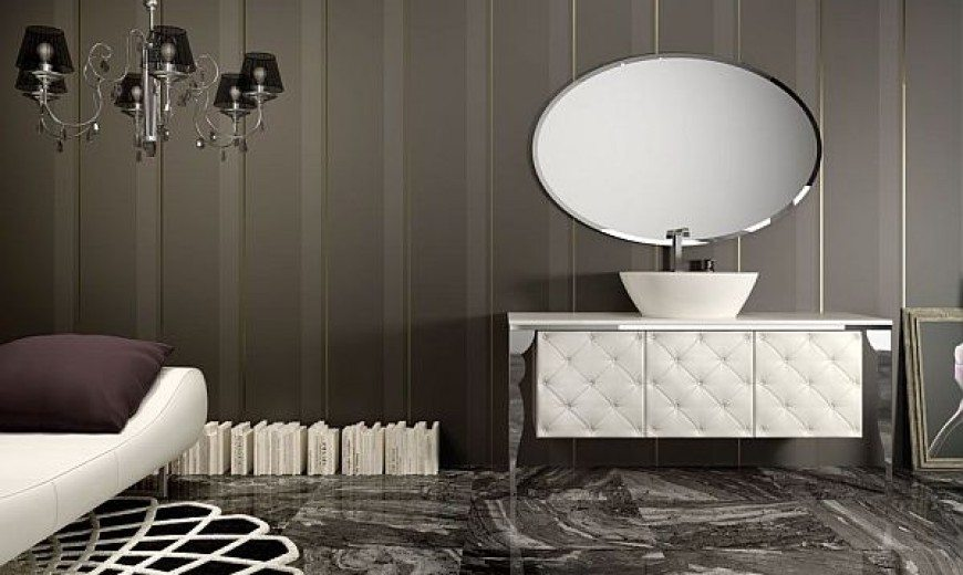 Bathroom Furniture: Luxury Collection by Branchetti