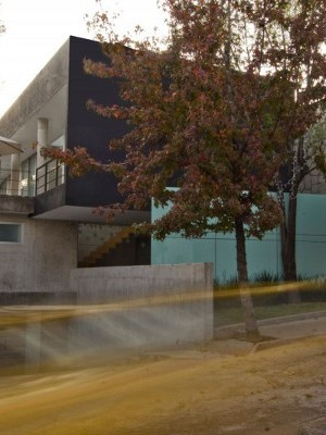 Block House by A-001 Taller de Arquitectura 1