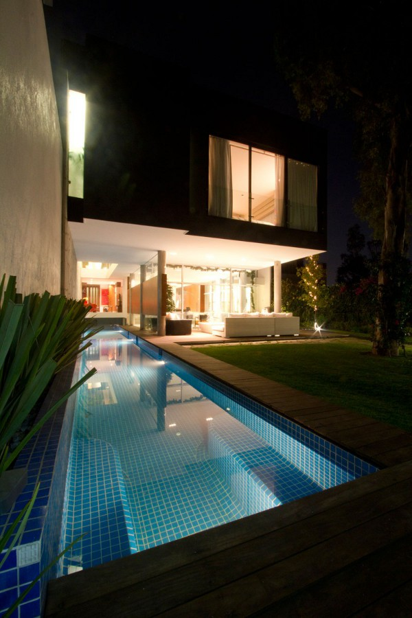 Block House by A-001 Taller de Arquitectura 10