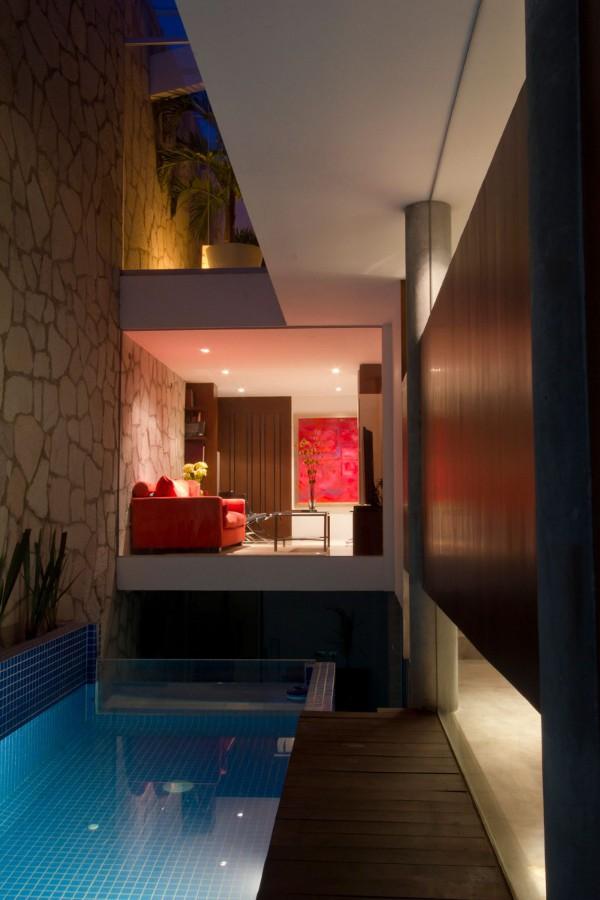 Block House by A-001 Taller de Arquitectura 13