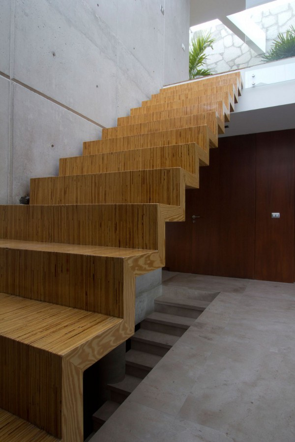 Block House by A-001 Taller de Arquitectura 19