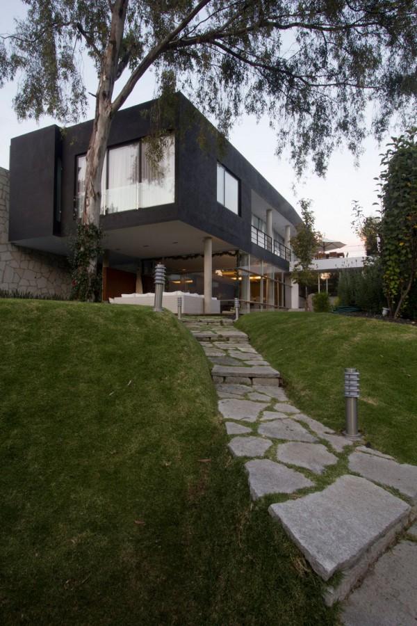 Block House by A-001 Taller de Arquitectura 3