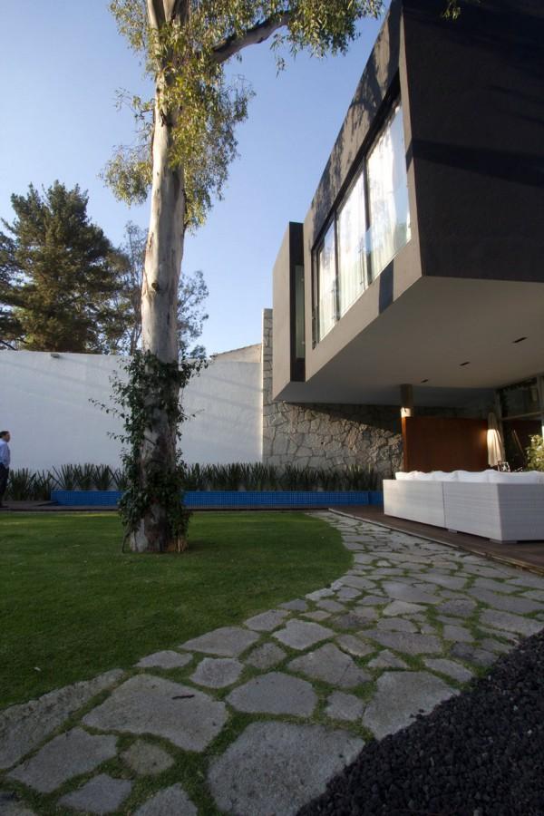 Block House by A-001 Taller de Arquitectura 4