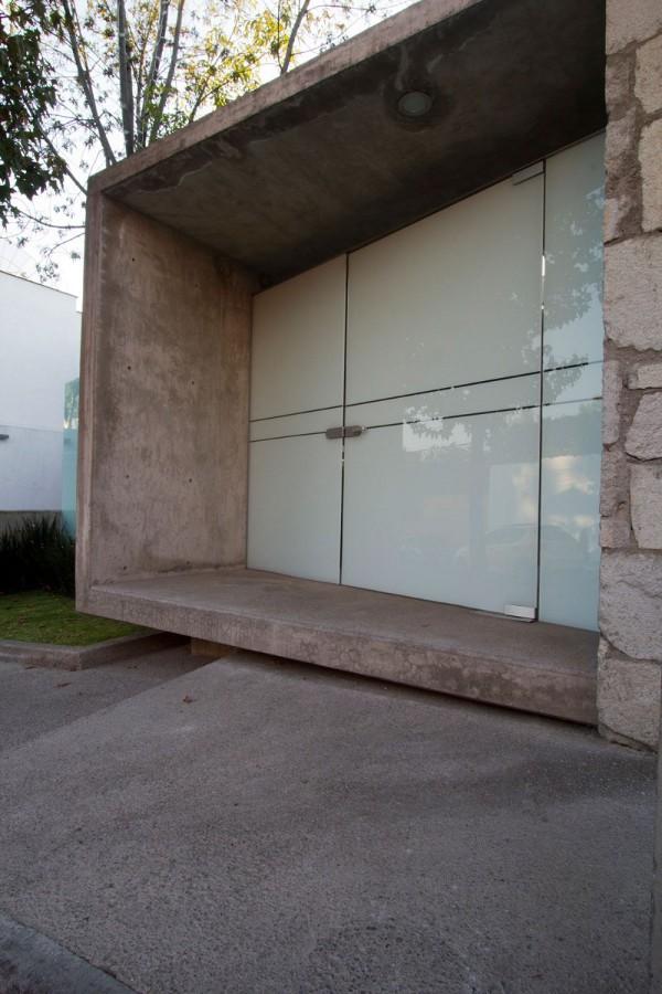 Block House by A-001 Taller de Arquitectura 5