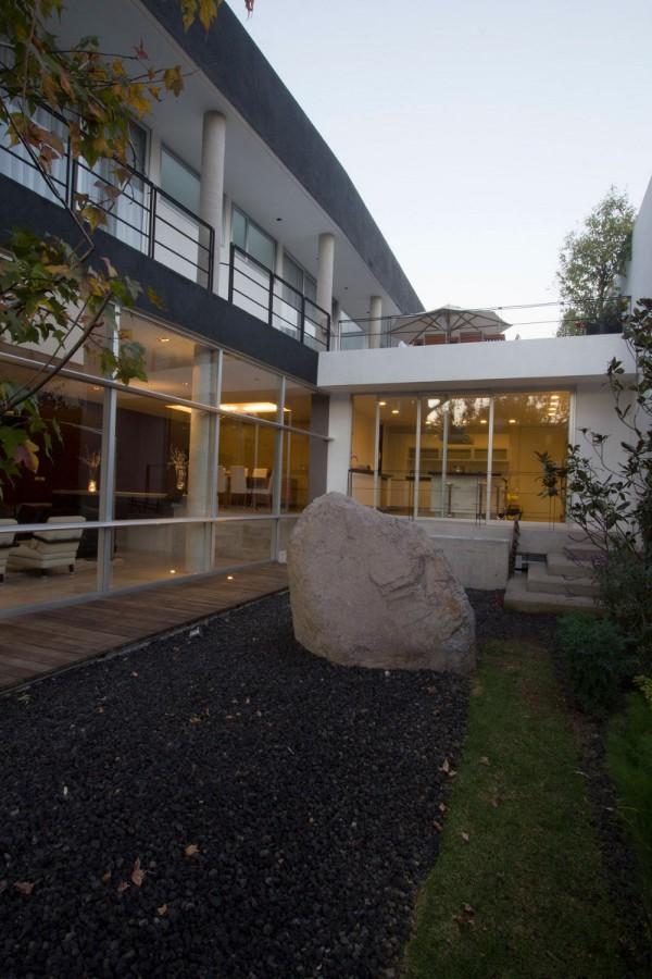 Block House by A-001 Taller de Arquitectura 6