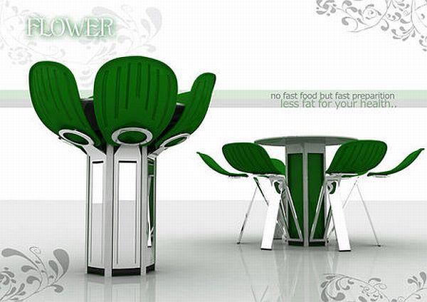 Blooming Furniture Set 1
