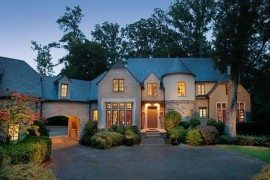 Buckhead Residence is Stylishly Appealing