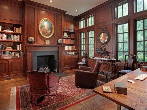 buckhead residence is stylishly appealing