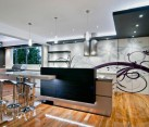 Bushland Retreat Designer Kitchen 1